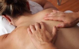 Massage eller akupunktur