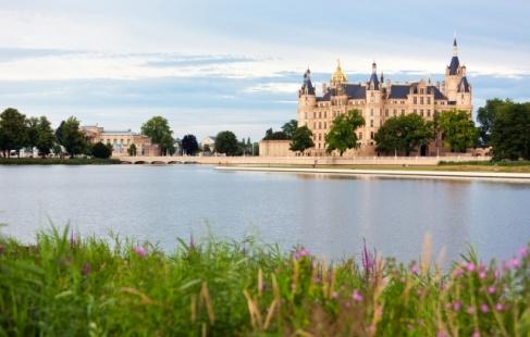 Ophold i skønne Schwerin