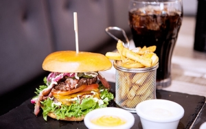 Brandgo' BurgerMania-burger