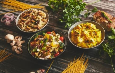 Italiensk madglæde x 3