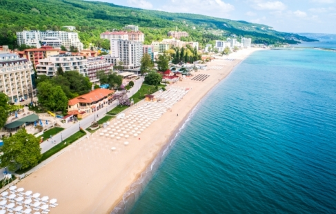 Feriestemning i Bulgarien