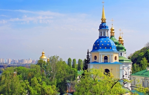 Oplev kulturrige Kiev