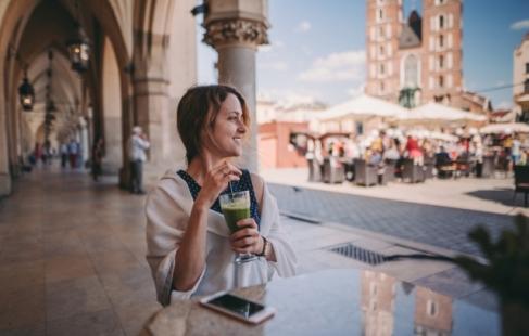 Forlænget weekend i Krakow
