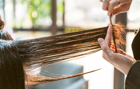 Luksuriøs frisørpakke