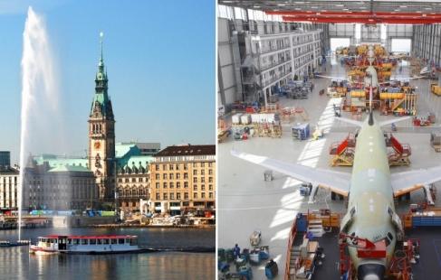 Oplev Airbus Fabrikken ✈