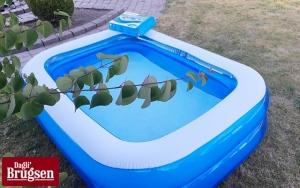 Sommersjov i poolen