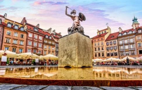 Warszawa venter
