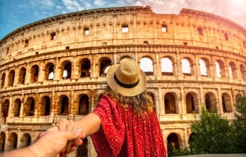 Alle veje fører til Rom