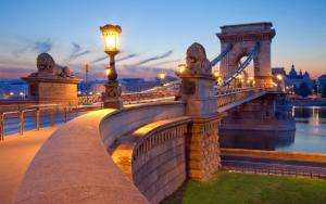 Kom billigt til Budapest