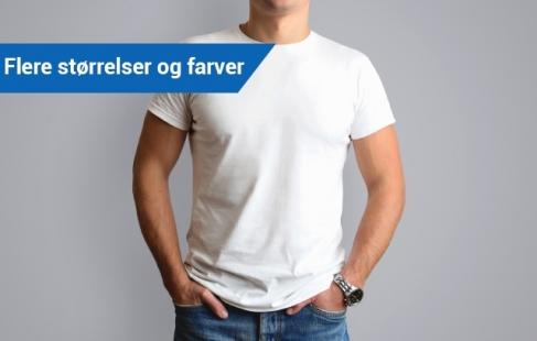 Lækre T-shirts til herrer