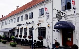 Ophold på Bogense Hotel