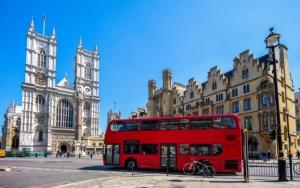 London inkl. fly og hotel