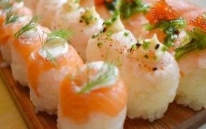 Sushi-favoritter ♥