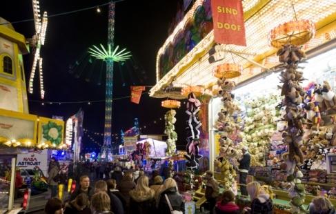 Julemarked i Stralsund