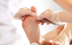 Forkæl dine fødder