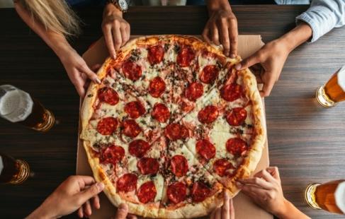 Perfekt pizza