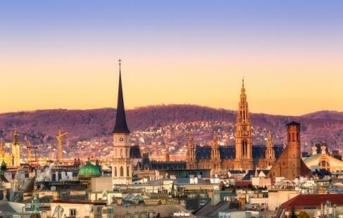 Vidunderlige Wien