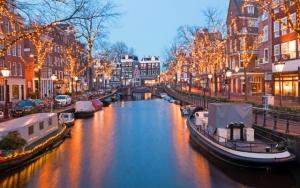 Amsterdam inkl. fly og hotel