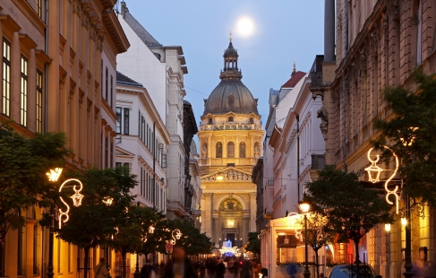 Besøg smukke Budapest ♥