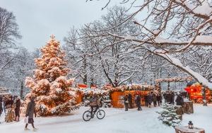 Jul: Hygge og handel