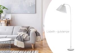 Stander- eller gulvlampe