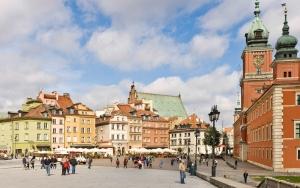 5 stjerner i Warszawa