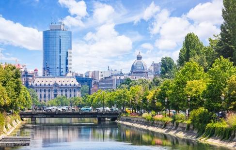 Billige dage i Bukarest