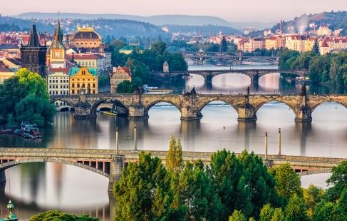 Populære Prag