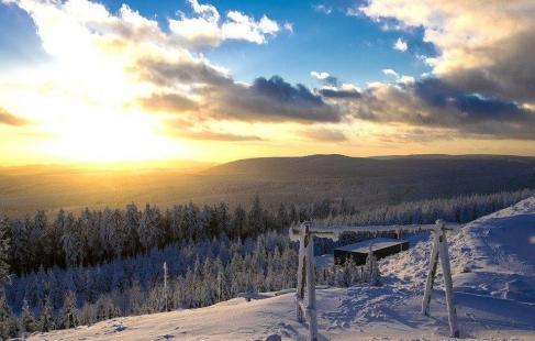Perfekt vinterophold