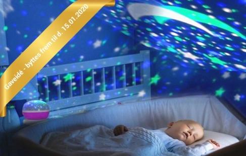 Sov sødt under stjernerne