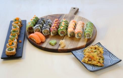 Sushi-licious i Slagelse
