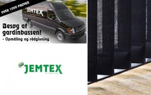 JEMTEX - kommer hjem til dig
