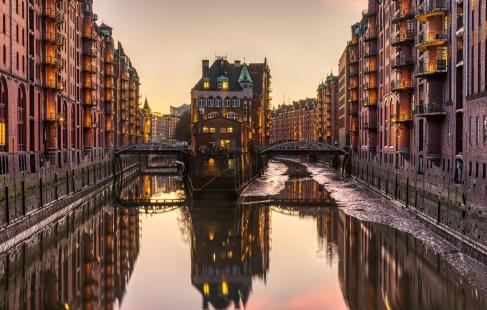 Hotelhygge i Hamborg