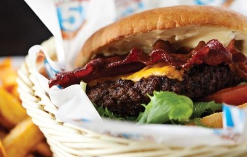 Fantastisk burgerglæde