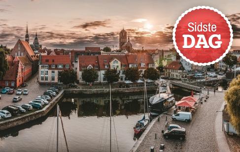 Oplev hansestaden Stralsund
