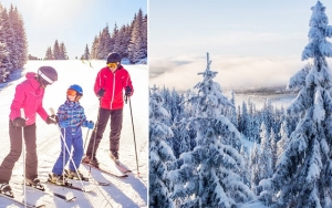 Ophold i skiparadis for 2