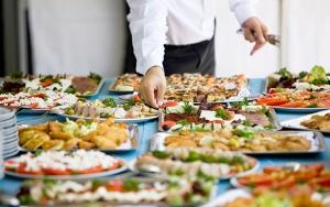 Smagfuld buffet
