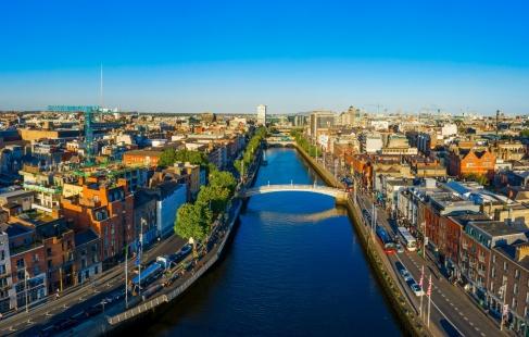 Miniferie i dejlige Dublin