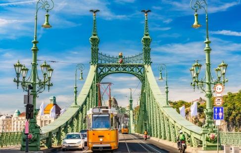 Oplev smukke Budapest