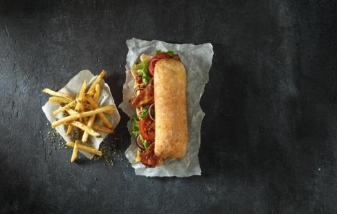 Sandwichglæde for 2