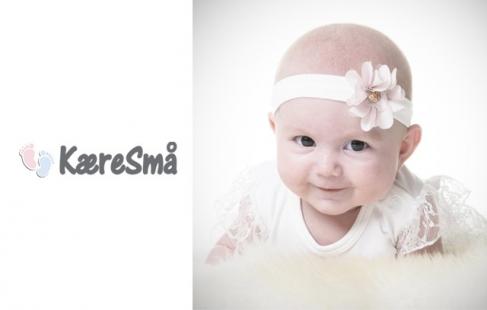 Babyfotografering i Kolding