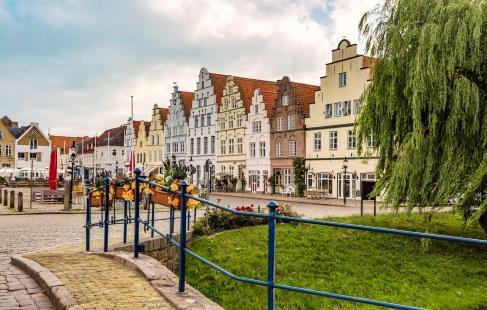 Miniferie i Friedrichstadt
