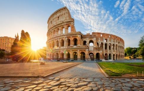 Alle veje fører til Rom...