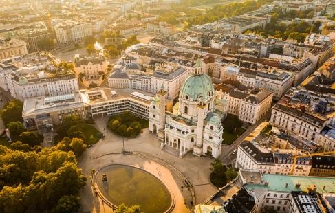 Oplev foråret i Wien