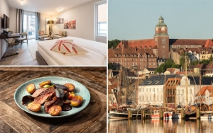 #1 hotel i Flensborg