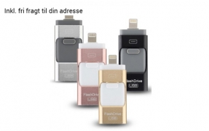 USB Flashdrive med 32 GB