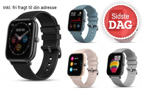 Få et smart smartwatch