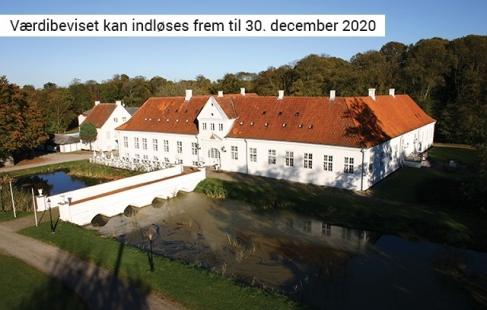 Oplev et dansk slotshotel