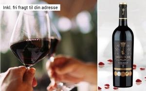 Vanvittigt velanmeldt vin