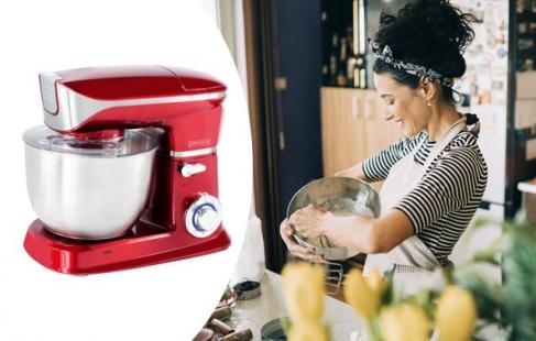 Ny køkkenmaskine til kokken